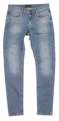 J.Lindeberg Damien fit light washed skinny jeans