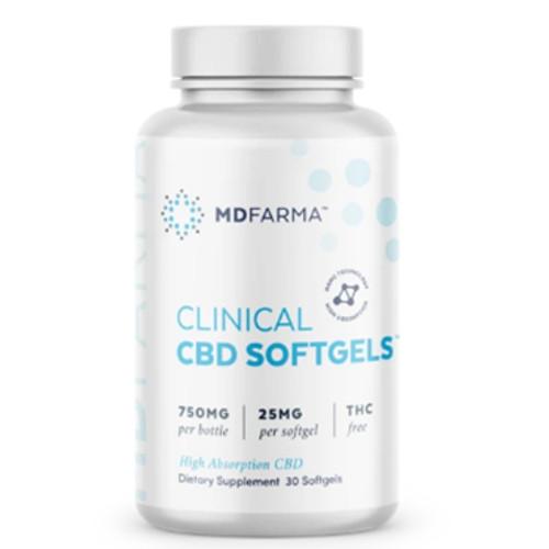 Clinical CBD Softgels
