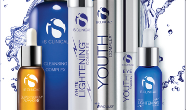 IS Clinical skin care