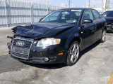 2006 Audi A4 parting out by Specialized German Stk#21068