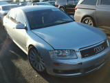 2005 Audi A8 Parting Out By Specialized German Stock#16169