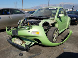 2003 Volkswagen Beetle parting out by Specialized German Stock#20540