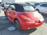 2005 Volkswagen Beetle Parting Out By Specialized German Stock#17452