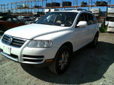 2005 Volkswagen Touareg Parting Out By Specialized German Stock#18215