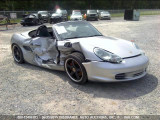 2003 Porsche Boxster Parting Out By Specialized German Stock#15146