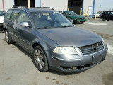 2005 Volkswagen Passat Parting Out By Specialized German Stock#16163