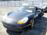 2002 Porsche Boxster Parting Out By Specialized German Stock#19578