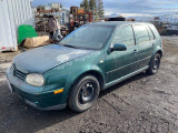 1999 Volkswagen Golf parting out by Specialized German Stock#20597