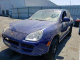 2004 Porsche Cayenne Parting Out By Specialized German Stock#20107