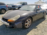 1998 Porsche Boxster Parting Out By Specialized German Stock#19602