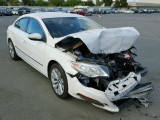 2011 Volkswagen CC Parting Out By Specialized German Stock#16421