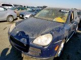 2004 Porsche Cayenne Parting Out By Specialized German Stock#19675