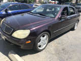 2000 Mercedes S500 Parting Out By Specialized German Stock#19394