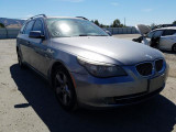 2008 BMW 535xi parting out by Specialized German Stk#21235