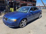 2005 Audi A4 parting out by Specialized German Stk#21236