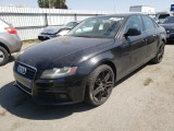 2009 Audi A4 parting out by Specialized German Stk#21245