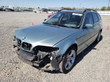 2003 BMW 325 XIT parting out by Specialized German Stk#21248