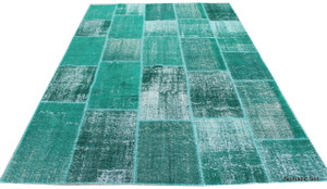 Carpet patchwork (#G236) 205*300cm
