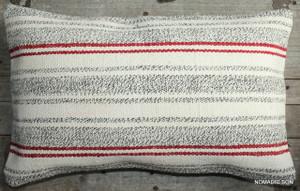 Vintage kilim cover - small rectangle (30*50cm) #SR43