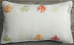 Vintage kilim cover - small rectangle (30*50cm) #SR49