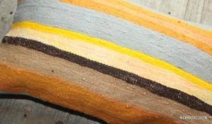 Vintage kilim cover - small rectangle (30*50cm) #SR53