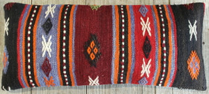 Vintage Kilim cover rectangle (30*70cm) #L371