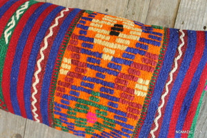 Vintage Kilim cover rectangle (30*70cm) #L379