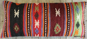 Vintage Kilim cover rectangle (30*70cm) #L3732