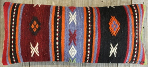 Vintage Kilim cover rectangle (30*70cm) #L3733