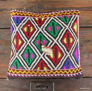 Tiny Kilim Cushion Cover(30*30cm)  #68