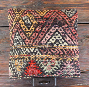 Tiny Kilim Cushion Cover(30*30cm)  #70
