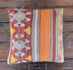 Tiny Kilim Cushion Cover(30*30cm)  #71