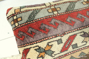 Vintage Carpet cover - small rectangle (30*50cm) #CA11
