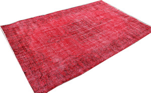 Overdyed Vintage Carpet (#J20) 172*280cm