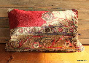 Vintage Carpet Cushion (40*60cm) #CL11