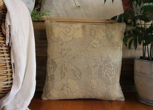 Vintage kilim cover - medium (50*50cm) - #FF381