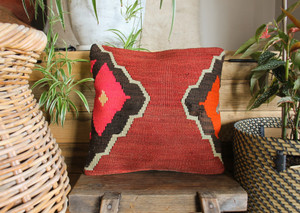 Kilim Cushion Cover (35*35cm) #62