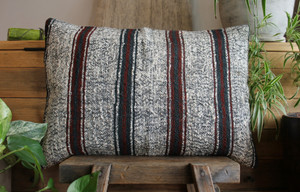 Vintage Kilim cover rectangle (40*60cm) #KR200