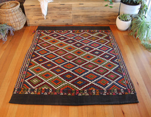 South West Brocaded kilim (#PP4327) 166*190cm