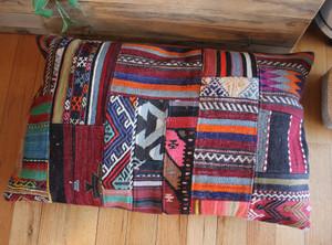 Oversized Patchwork Floor Cushion (65*110cm) #XLP3