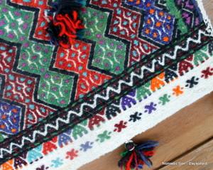 Anatolian Shepherd Bag 'Aslan'