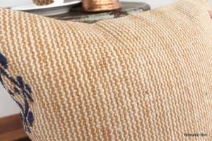 Vintage kilim cover - small (40*40cm) #125