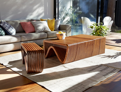 Rug: Nomadic Son  Architect: FOOMAN Architects  Photographer: Willem-Dirk du Toit  Styling: Esther Stewart.