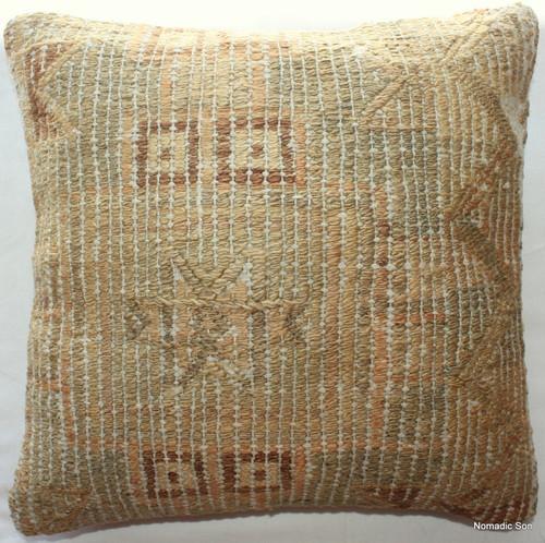 Vintage kilim cover - small #317