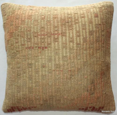 Vintage kilim cover - small #324