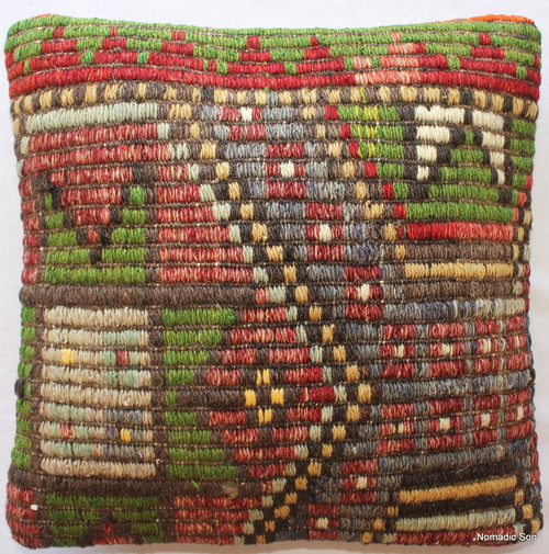 Kilim Cushion Cover (35*35cm) #43