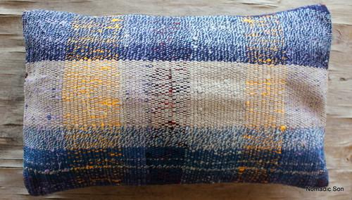 Vintage kilim cover - small rectangle (30*50cm) #SR99