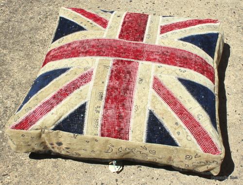 Union Jack Ottoman - Classic (75*75*15cm) SOLD