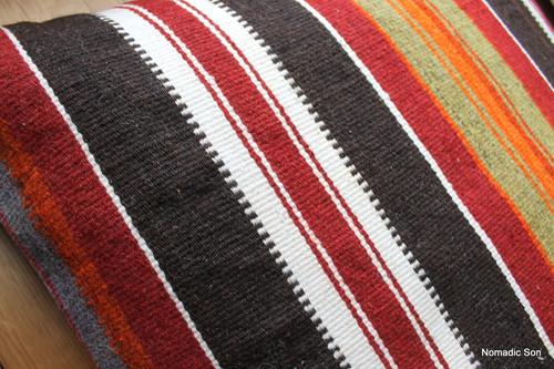 Vintage kilim cover - Large (60*60cm) #LK8