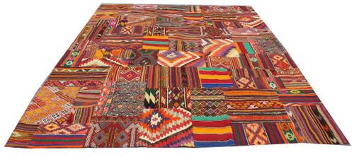 Anatolian Patchwork Kilim (#K191) 251*338cm